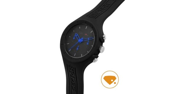 Montre Sector No Limits sur fond blanc